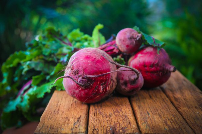 Get a Healthy Boost from Beets
