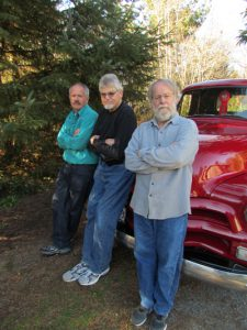 Musical guests Bob Shaffar, Kenny Croes and Rob Hamilton will share their talents at the 2015 open house in Bandon.