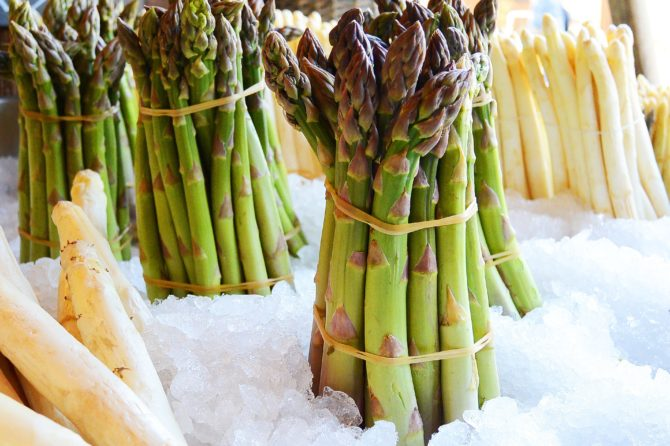Asparagus: Many Ways