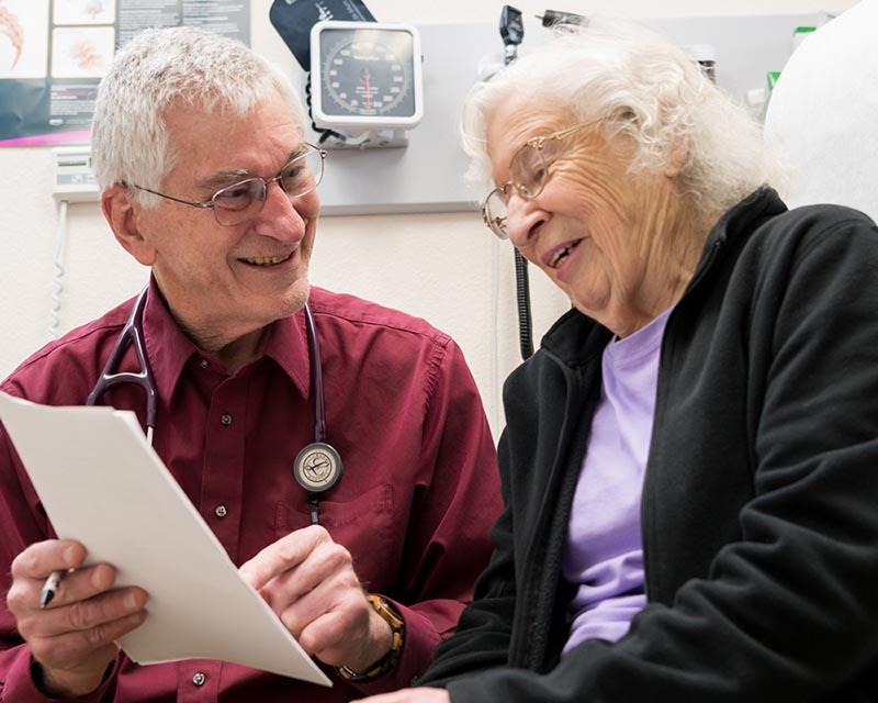 senior primary care health services