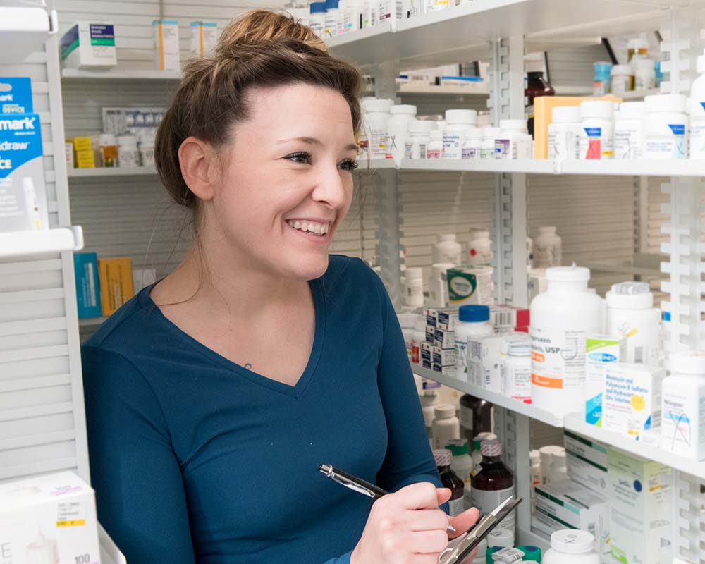 pharmacy tech, bandon